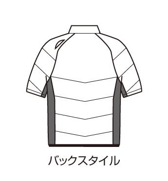 BURTLE7316 半袖防寒ブルゾン