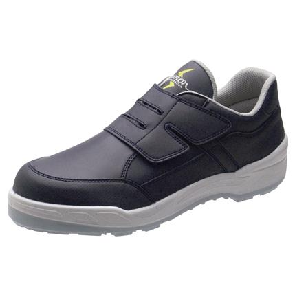 SIMON-8818NNV シモン安全靴 8818 N 紺静電靴