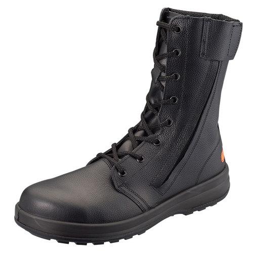 SIMON-WS33HiFR_1 シモン安全靴 WS33HiFR 黒 長編上靴