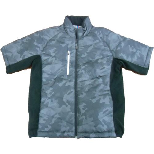 BURTLE7316_1 半袖防寒ブルゾン