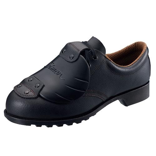 シモン安全靴 FD11 D-6 黒 樹脂甲プロ短靴