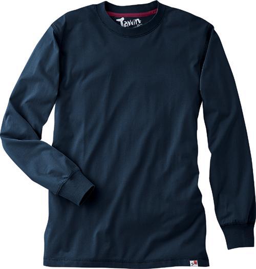 DESK55304 Jawin長袖Tシャツ カラー:ネービー