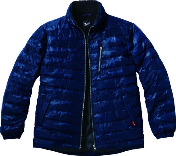 DESK58500 Jawin防寒ジャンパー 011/ネービー
