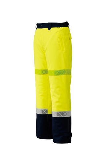 XEB800 防水防寒パンツ 80/イエロー