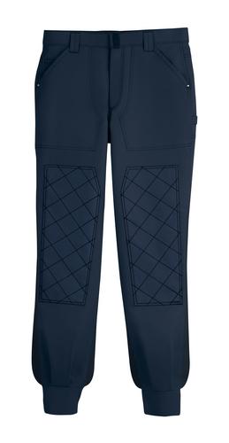 XEB2182 リブ付パンツ 19/ディープネイビー