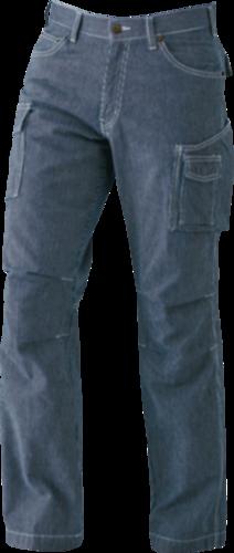 CUC8116 DOGMANスリムカーゴパンツ 17/インディゴブルー