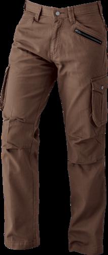 CUC8156 DOGMANスリムカーゴパンツ 13/ブラウン
