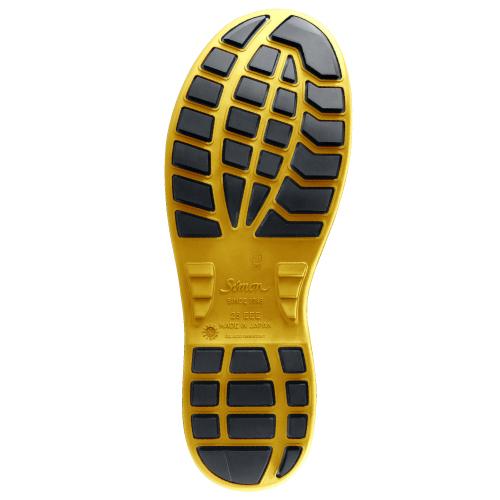 シモン安全靴 WS17ER 黒 救急救命活動靴