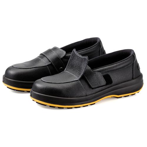 SIMON-WS17ER シモン安全靴 WS17ER 黒 救急救命活動靴
