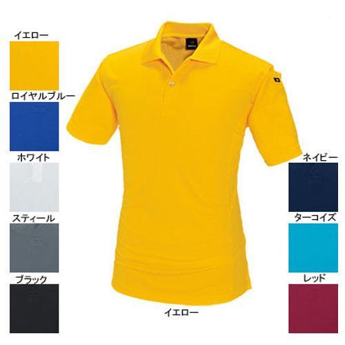 BURTLE305 半袖ポロシャツ