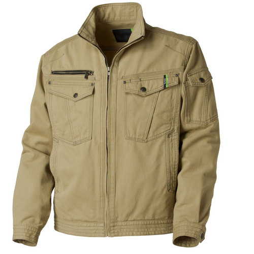 TAKA_GC5000 GRANCISCO(グランシスコ)ジャケット[社名刺繍無料] 4/ベージュ
