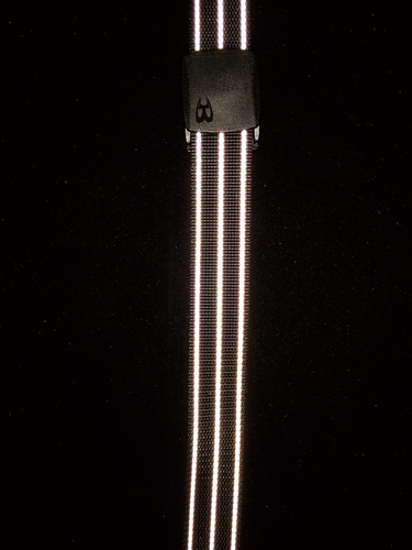 BURTLE4041 反射ベルト(ユニセックス) 糸が光を反射