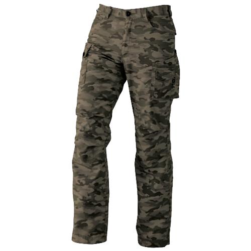 CUC9475 リミテッド 迷彩パンツ 20/迷彩グリーン