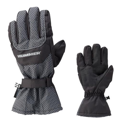ATACKBASE-HUMMER921-75 HUMMER 防水防寒手袋ハード 7/グレー
