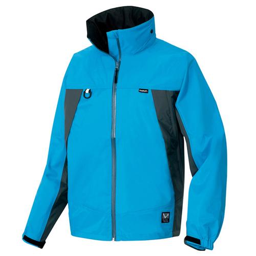 AZ-56301 全天候型ジャケット 006/ブルー×チャコール