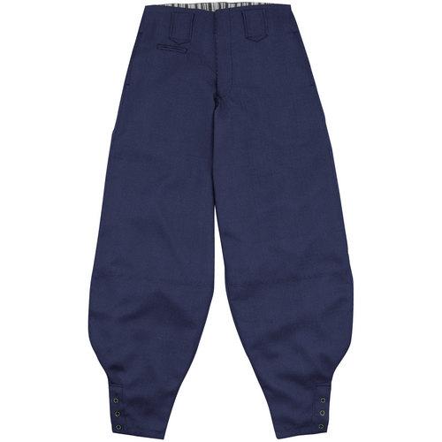 SOWA67029 細身超超ロング八分(ノータック) 8/ブルー