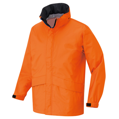 AZ-56314 全天候型ベーシックジャケット 063/オレンジ