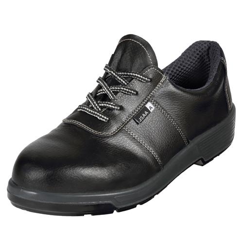 SIMON-YS2011 シモン安全靴 YS2011 黒 プロテクティブスニーカー(紐)