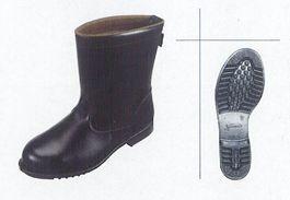SIMON-FD44NS シモン安全靴 FD44 NS 半長靴