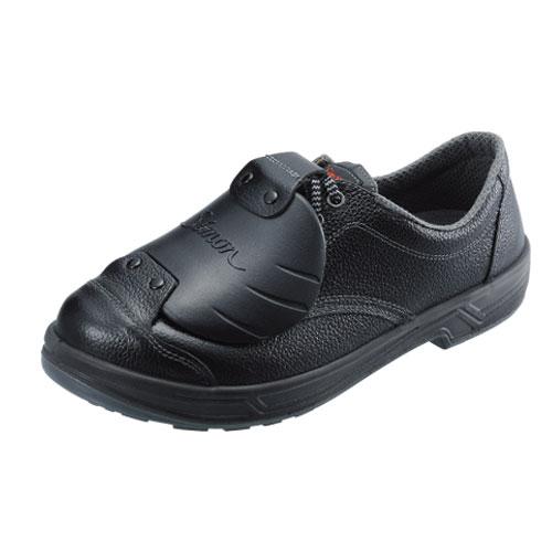 シモン安全靴 SS11 D-6 黒 樹脂甲プロ短靴