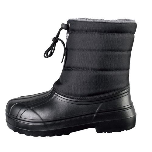 XEB85714 EVA防寒長靴 90/ブラック