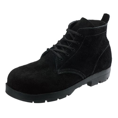 シモン安全靴 HI22 黒床耐熱 耐熱作業用安全靴