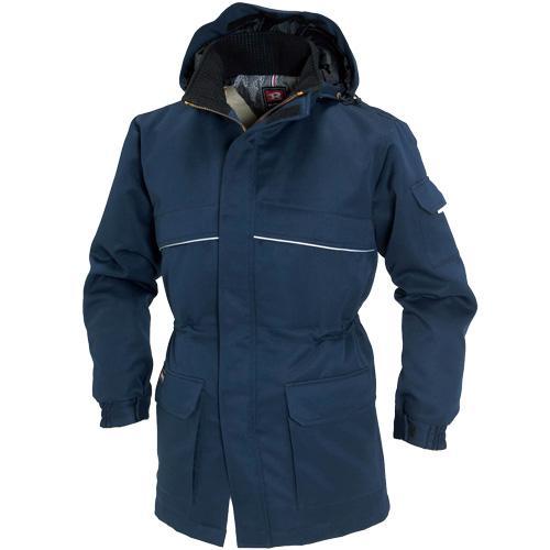 BURTLE7111 防寒コート カラー:ネイビー