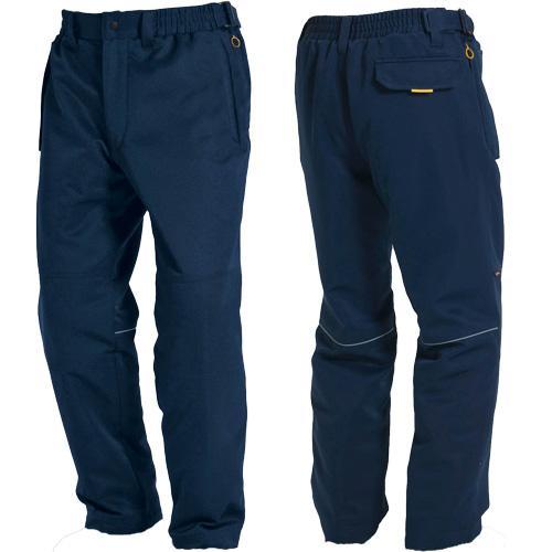 BURTLE7112 防寒パンツ カラー:ネイビー
