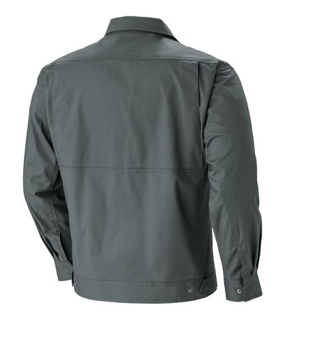 XEB1694 長袖ブルゾン[社名刺繍無料] バックスタイル