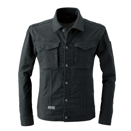 IZFRONTIER7900 ストレッチワークジャケット[社名刺繍無料] 15/アーミーグリーン