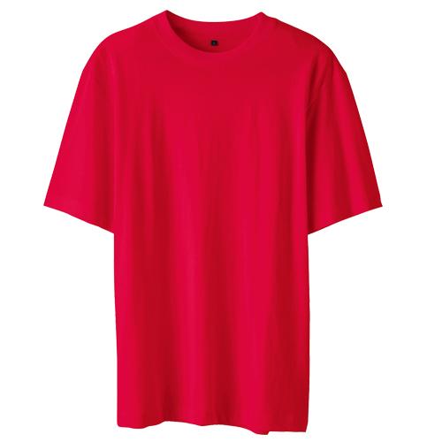 SOWA5015-63 半袖Tシャツ(胸ポケット無し) 43/レッド
