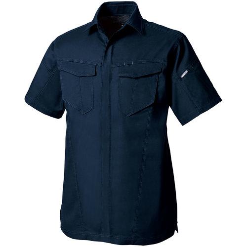 SOWA3008-03 半袖シャツ[社名刺繍無料] 1/ネイビー