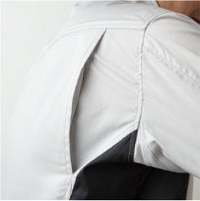 TAKA_TW-S140 半袖ジャケット[社名刺繍無料] 動きやすいノーフォーク
