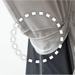 TAKA_TW-S140 半袖ジャケット[社名刺繍無料] 脇マチ仕様で可動域UP消臭テープを使用