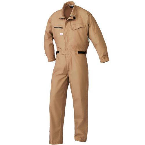AUTO1-9850 長袖ツヅキ服(AIR) K2/カーキ