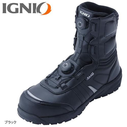 IGNIO_IGS1067TGF セーフティシューズ