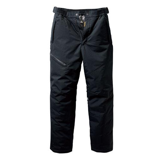 BURTLE7612 防水防寒パンツ(ユニセックス) 35/ブラック