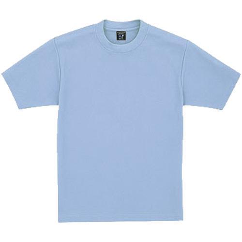 DESK47624 半袖Tシャツ カラー:サックス