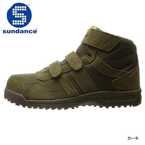 SUNDANCE_GSG-8 安全靴スニーカー GSG-8