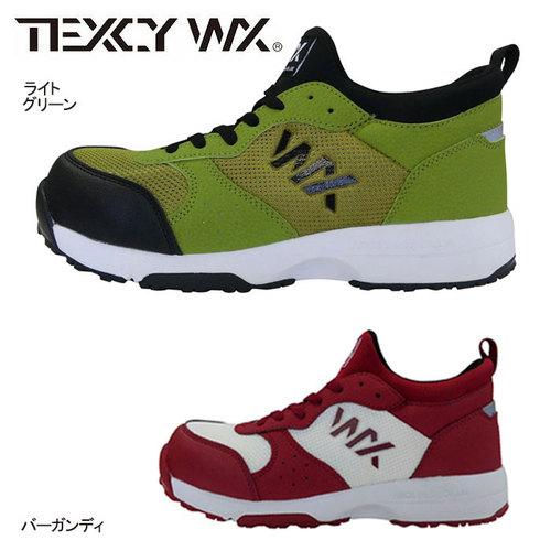 TEXCYWX_WX-0003 安全靴スニーカー WX-0003