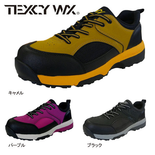 TEXCYWX_WX-0006 安全靴スニーカー WX-0006