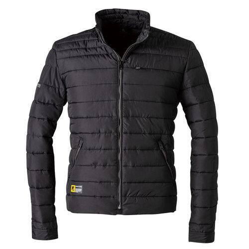 IZFRONTIER9540 フェイクダウンユーロスタイル防寒ジャケット 05/ブラック