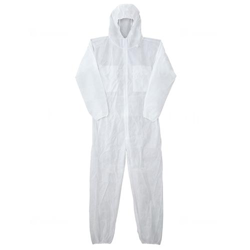 AZ-861431 防塵撥水カバーオール(使い捨てつなぎ)