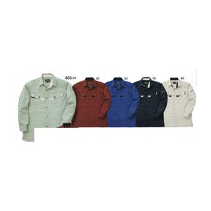 BIG465 長袖シャツ