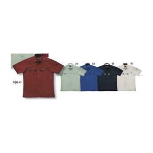 BIG466 半袖シャツ