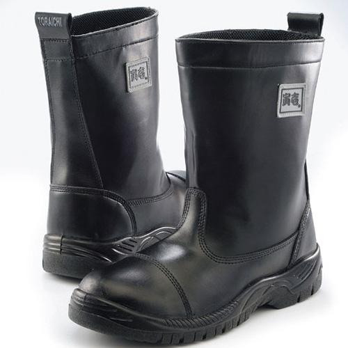 TORA0076-963 半長靴 13/クロ