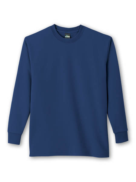 DESK84924 長袖Tシャツ 011/ネービー