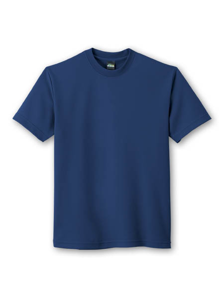 DESK84934 半袖Tシャツ 011/ネービー
