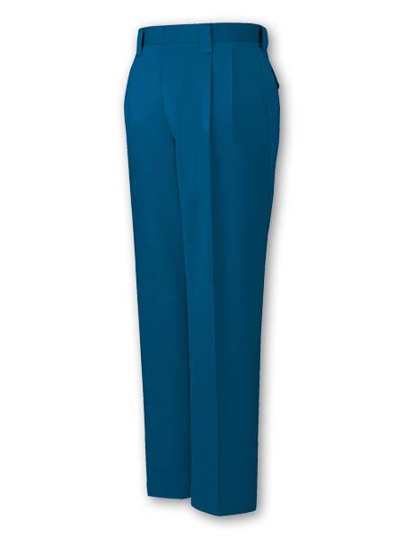 DESKH42001 ツータックパンツ(長身用・丈長ハーフ) 015/ブルーグレー