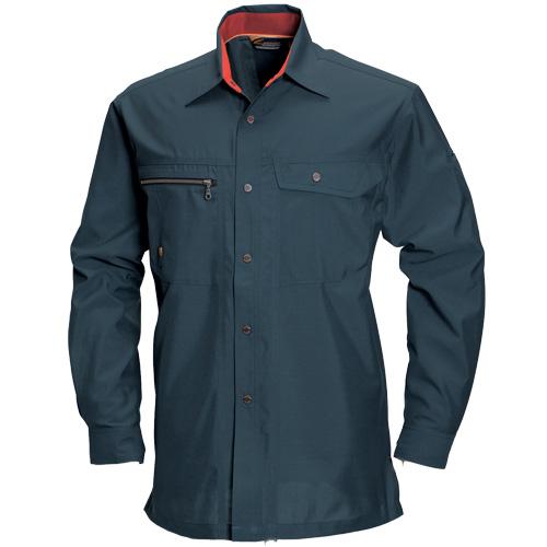 BURTLE9063 長袖シャツ[社名刺繍無料] 13/デューク